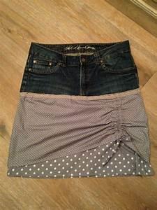 Was Kann Man Aus Einer Alten Jeans Machen : einen rock aus jeans machen ~ Frokenaadalensverden.com Haus und Dekorationen