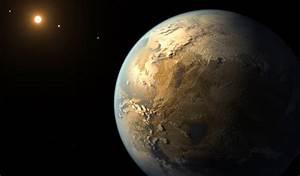 Kepler-186f: Potentially Habitable Earth-like Exoplanet ...