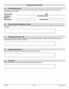 project scope template e commercewordpress With project scope document template free