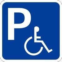 Panneau Stationnement Handicapé : panneaux places de parking handicap s stationnement r serv seton fr ~ Medecine-chirurgie-esthetiques.com Avis de Voitures