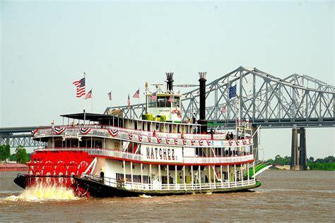 Steamboat Natchez Daytime Jazz Cruise Only