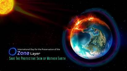 Ozone Layer Earth Save Protection Awareness Preservation