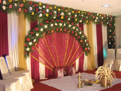 kerala wedding bedroom decoration ideas design of kerala wedding stage decoration and house design