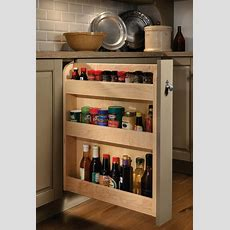 Kitchen Storage Ideas  Pantry And Spice Storage Accessories
