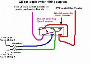 Pin Toggle Switch Wiring Diagram On 4 Rocker  Pin  Free