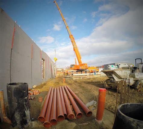 chantier greenwal 201 l 233 ments pr 233 fabriqu 233 s en b 233 ton construction21