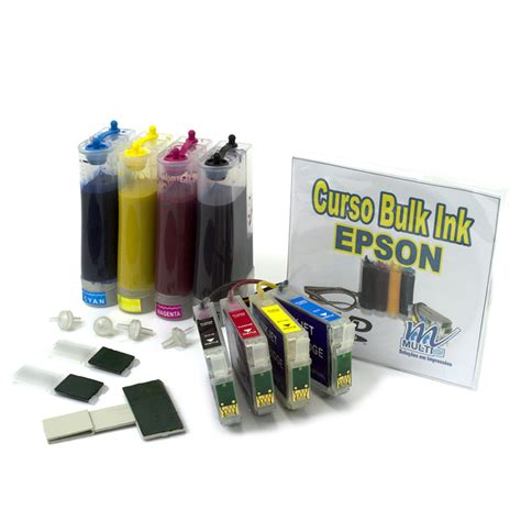 tinta epson 100ml magenta bulk ink epson tinta sublimática para modelos tx400 e tx410