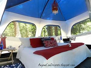 """25 Glamourous """"Glamping"""" Ideas!"""