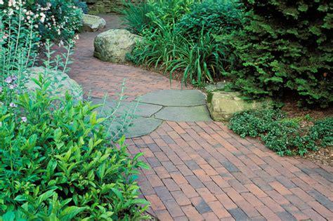 brick walkways and patios cording landscape design