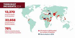 Terrorism worldwide has reached its highest level: Global ...