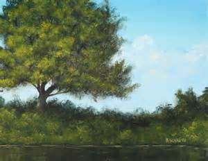 landscape painting 101 how to paint trees in acrylics
