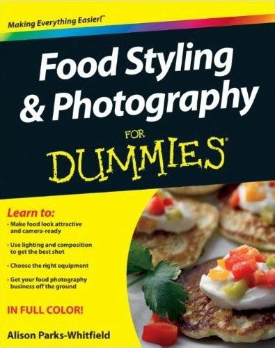 food styling  photography  dummies