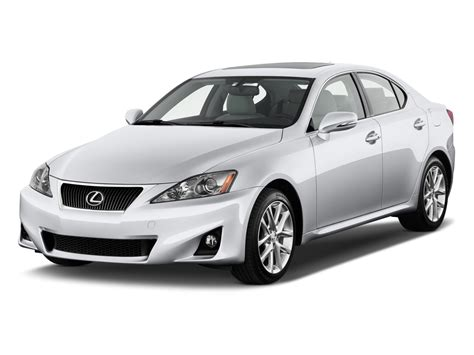 2012 Lexus Is 250 Review, Ratings, Specs, Prices, And