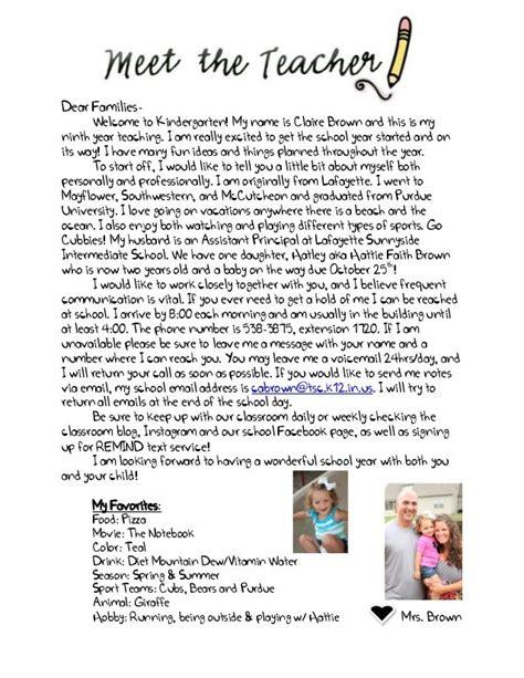 letter  parents  english teacher google