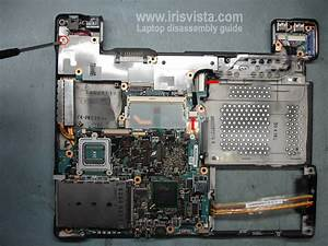 Toshiba Portege S100 Disassembly Guide