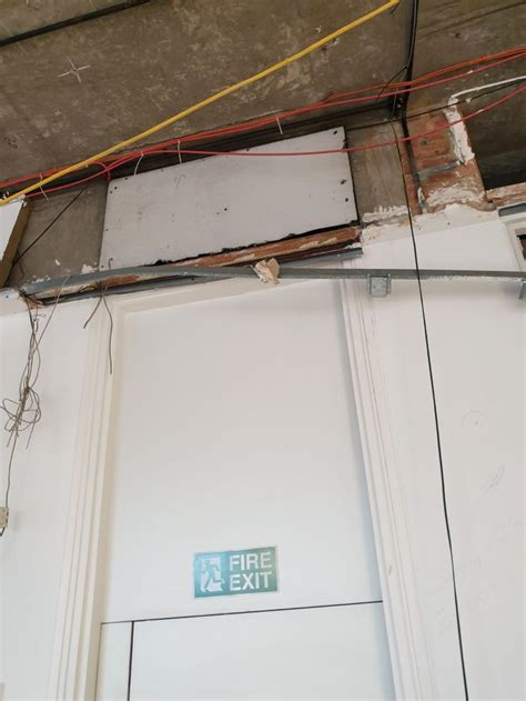 quick asbestos insulation board aib removal  london