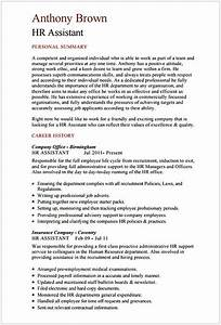 Resume For Human Resource Manager Hr Manager Resume Sample