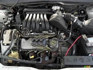 2003 Mercury Sable Gs Sedan 3 0 Liter Ohv 12