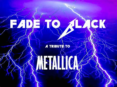 fade  black  tribute  metallica band  odenton md