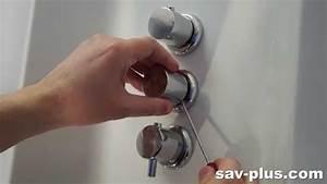 Comment Démonter Un Robinet : comment changer la t te clapet hydrodouche jedo robinetterie huber laiton youtube ~ Dallasstarsshop.com Idées de Décoration