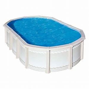 Piscine Hors Sol Resine : piscine hors sol m tal r sine liberty 6 50x3 80 m trigano ~ Melissatoandfro.com Idées de Décoration
