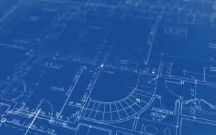 blue prints house home blueprints modern house