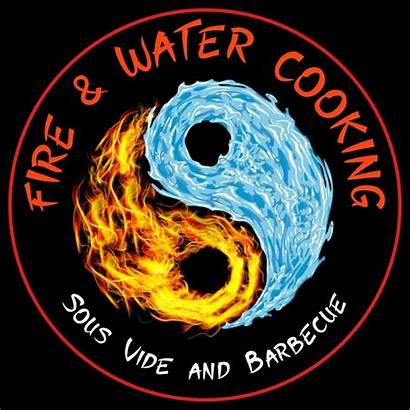 Vide Water Sous Fire Cooking Barbecue Fusion