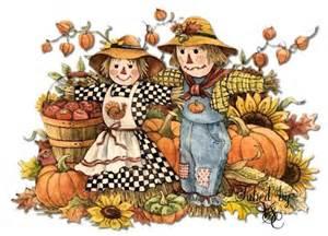Autumn Fall Harvest Clip Art