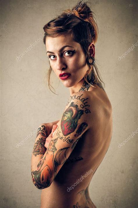 Beautiful Alternative Woman — Stock Photo © Olly18 #40635117