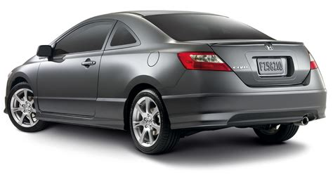 Rear Under Spoiler Civic Coupe
