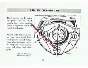 35 Singer Sewing Machine Bobbin Case Diagram