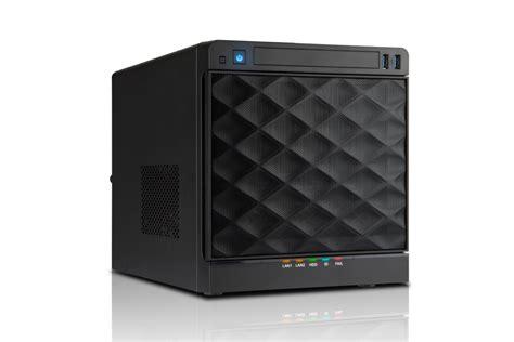 Mini-itx Nas Case W/ 4x Hot-swap Bays