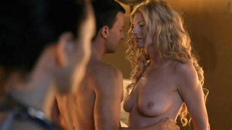 Viva Bianca Nude Sex Scene From Spartacus Scandalpost