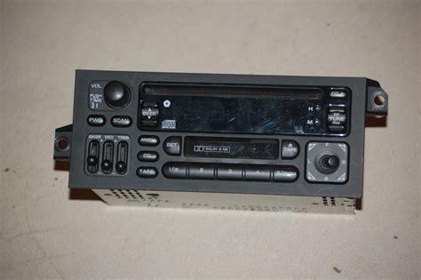 repair voice data communications 2001 chrysler lhs interior lighting how to remove 1998 chrysler sebring cd player chrysler 2001 05 radio amfm cd cassette player