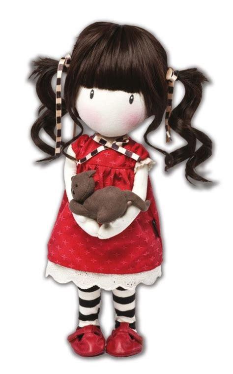 gorjuss special edition cloth doll ruby gorjuss
