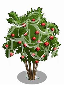 Pomegranate Tree - FarmVille Wiki - Seeds, Animals ...