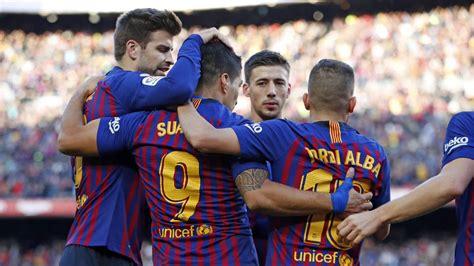 Rayo Vallecano vs Barcelona: En vivo La Liga de España ...