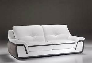 Canape Cuir Design Pas Cher