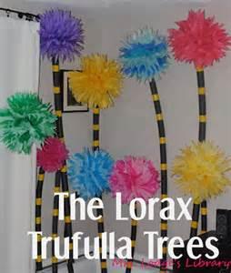 Dr. Seuss Lorax Classroom Decorations