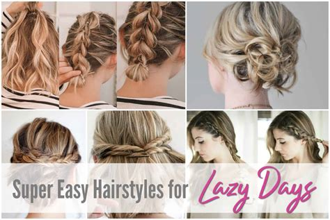 Easy Hairstyles for Short to Medium Length Hair See Mama Go