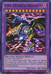 five headed dragon yu gi oh it s time to duel