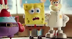 The Spongebob Sponge Out Of Water Trailer