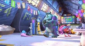 monsters inc laugh floor pixar wiki fandom powered With monster inc laugh floor