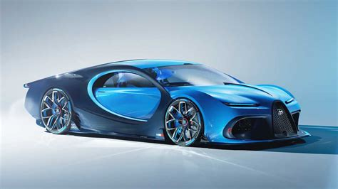 Bugatti Type 103 Concept Imagines A Future French Hypercar