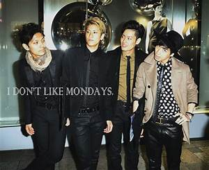 Asia, Spotlight, Japan, U0026, 39, S, I, Don, U0026, 39, T, Like, Mondays, On, Their, Artistic, Growth