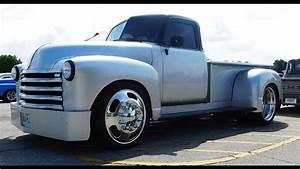 1953 Chevrolet Pickup Custom 2016 Nsra Street Rod