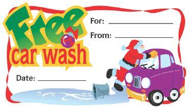 car wash christmas theme downloads budget