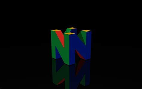 Nintendo Logotipos Nintendo 64 1440x900 Fondo De Pantalla