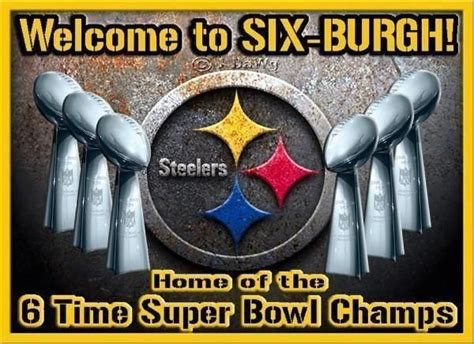 9 Best Images About Sixburgh Steelers On