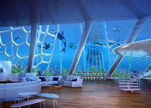 Vincent Callebaut imagine une ville flottante faite de ...